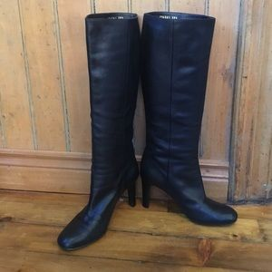 Gucci Black Georgina boots